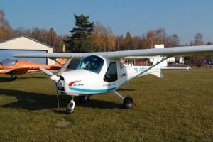 Lot zapoznawczy / widokowy samolotem 3Xtrim 450 - Rybnik / Śląskie